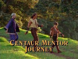 Centaur mentor journey title