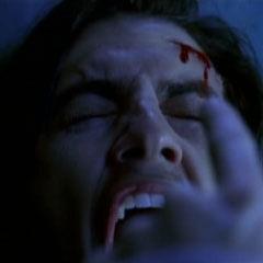 Sylar cutting Peter