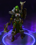 DemonHunterVGreen