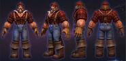 Uther - Lumberjack cosplay 1