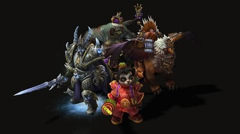 In Development Master Skins (Warcraft)