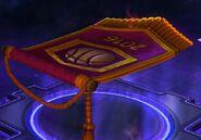 Championship Banner - Purple