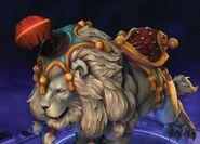 Ringmaster's Pride - Red
