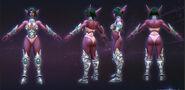 Tyrande - Master cosplay 1