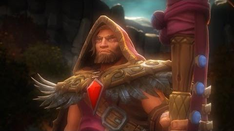 Heroes of the Storm – Medivh Trailer