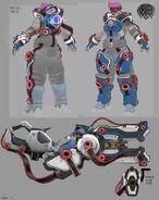 Zarya Concept Master