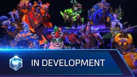 In Development BlizzCon 2016 Varian, Ragnaros, Skins, and Mounts!