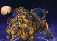 Ringmaster's Pride - Blue