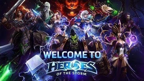 Welcome to Heroes of the Storm