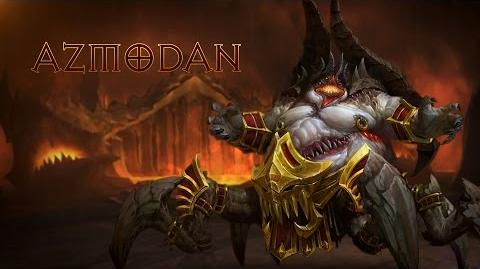Heroes of the Storm Azmodan Trailer
