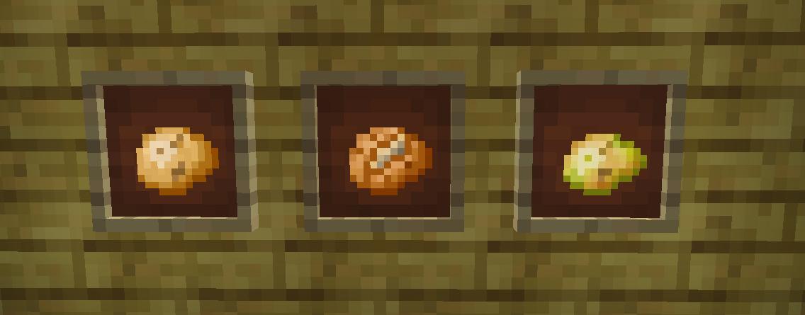 Vanilla Framed Potatoes