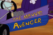 The Mauve Avenger