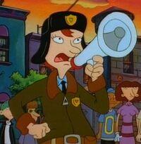 Officer Pudney