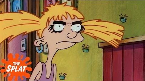 Helga Has Self-Respect Hey Arnold! The Splat