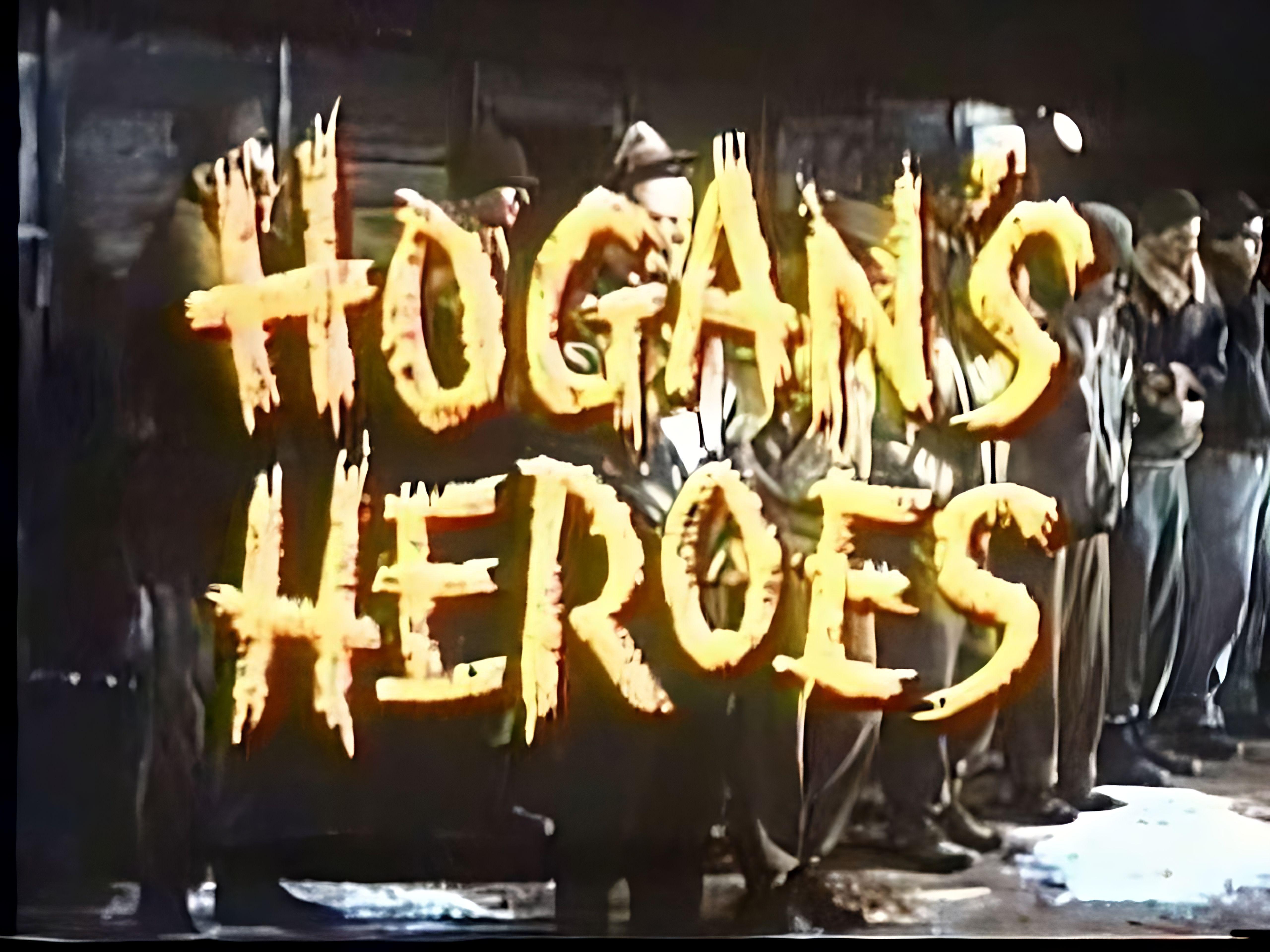 Hogan's Heroes - Title Screen