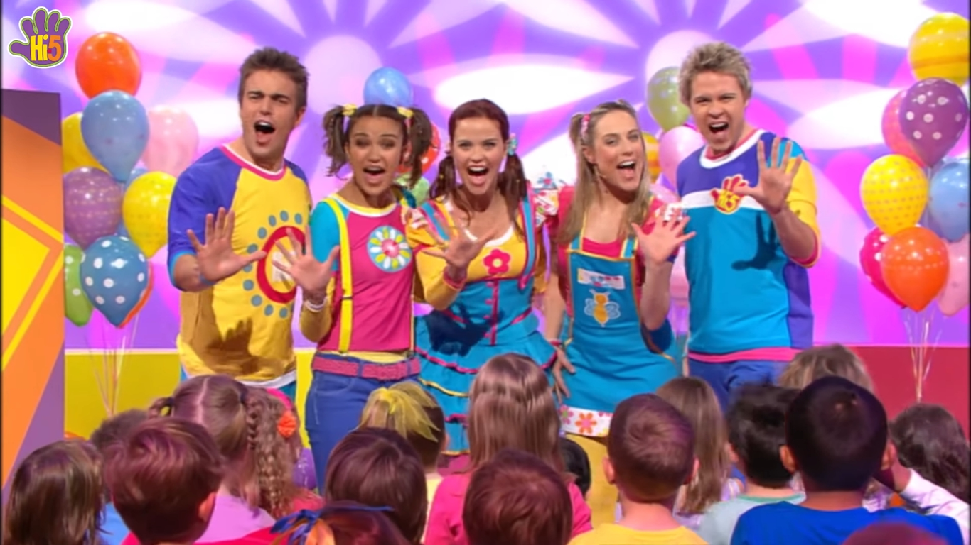 Hi-5 Series 13, Episode 35 (Making Friends)