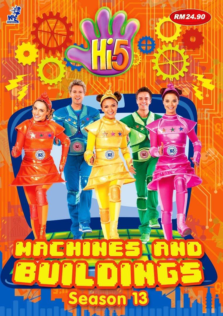 Season 13: Machines And Buildings (video)   Hi-5 TV Wiki ...