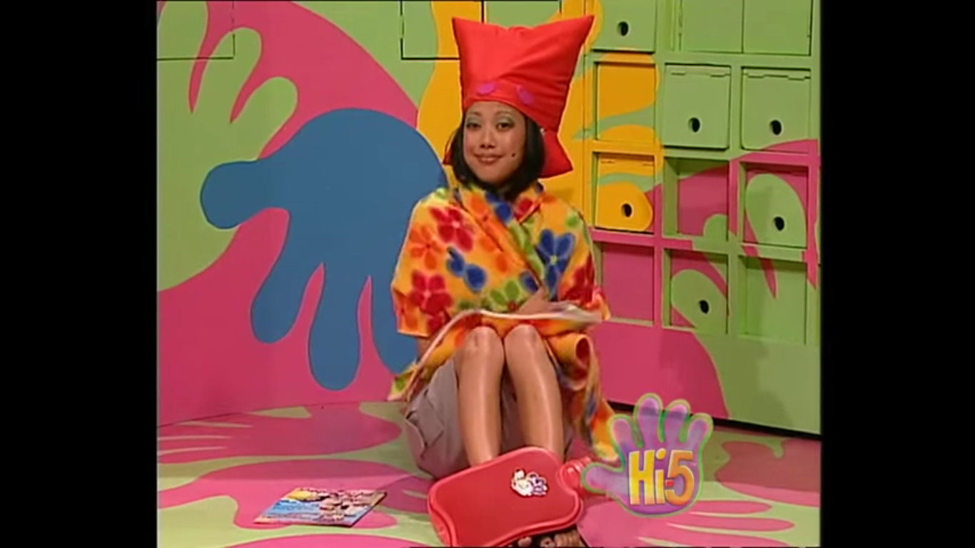Hi 5 Series 2 Episode 8 Feelings We Have Hi 5 Tv Wiki Fandom Powered By Wikia