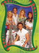 Hi-5 original group Christmas (2007)