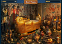 FastFind Scene Tut's Tomb