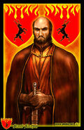 Stannis Baratheon by Amoka©
