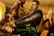 Gregor Clegane 2 by Amoka©