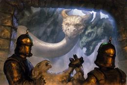 Harried by Dragons by Lukasz Jaskolski, Fantasy Flight Games©.png