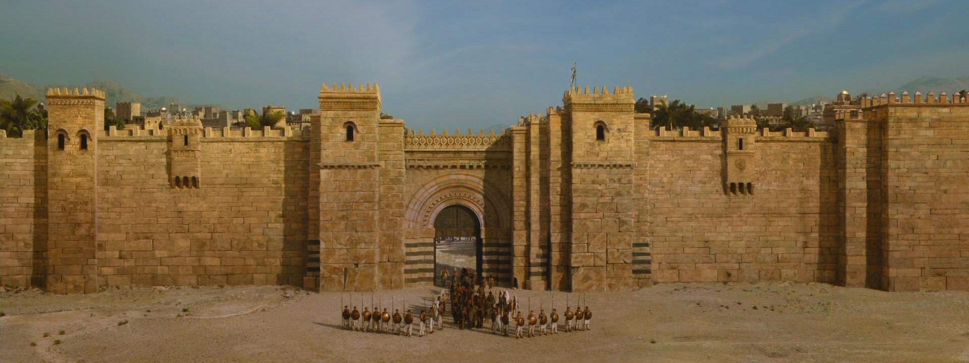 Murallas Triples De Qarth Hielo Y Fuego Wiki Fandom Powered By Wikia