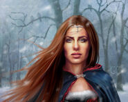 Catelyn Tully by quickreaver©