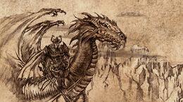 Aegon I Targaryen Balerion HBO.jpg