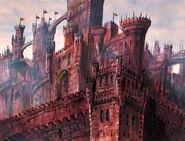 Fortaleza Roja by Franz Miklis, Fantasy Flight Games©