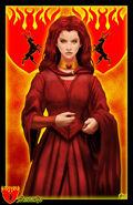 Melisandre De Asshai by Amoka