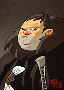 Samwell Tarly by The Mico©