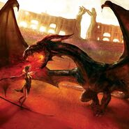 Mother and Son by Marc Simonetti©