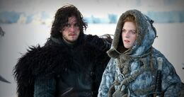 Jon con Ygritte HBO.jpg
