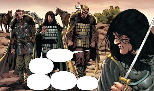 Resultado de imagem para highlander comics