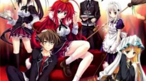 Highschool DxD OST Disk 2 OST - 25 Kessen