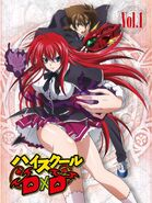 High School DxD Vol.1 DVDx