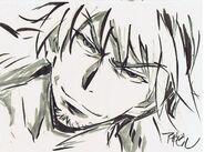 Azazel animator sketch