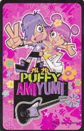 Hi Hi Puffy Amiyumi Cards