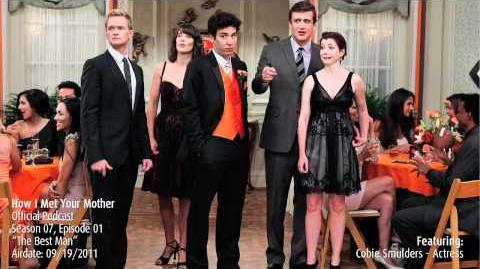How I Met Your Mother - The Best Man Podcast