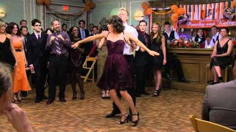 How I Met Your Mother - Barney and Robin Cut a Rug