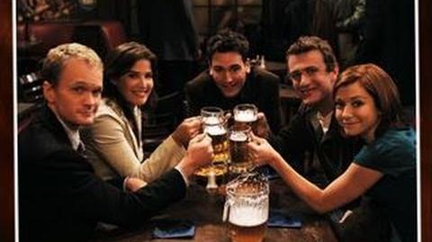 How I Met Your Mother - Season 1 Flashback