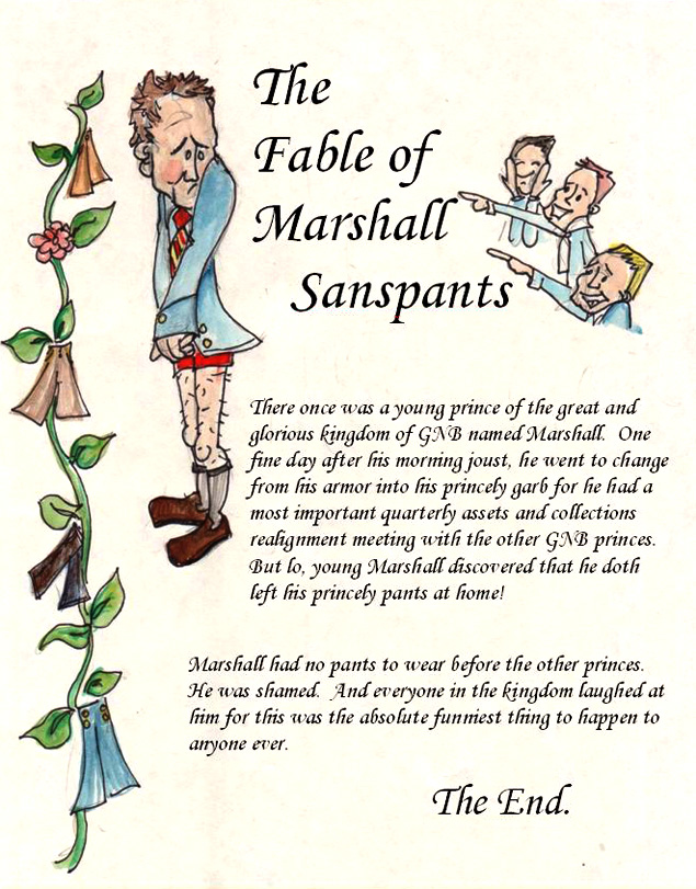 Barneys blog fable marshal sanspants