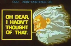 God (Non-Existance of)