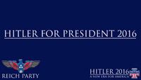 Hitler for President 2016