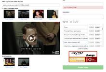 Caption Generator Video Editor