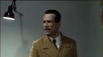 Goebbels rant