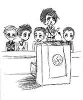 Hitler und NAZI