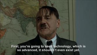 Hitler explains how to make a pencil of doom